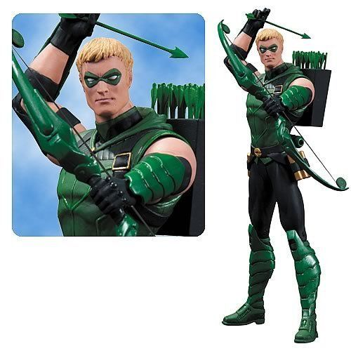 DC Comics The New 52 Green Arrow Action Figure *Preorder/ Presale*