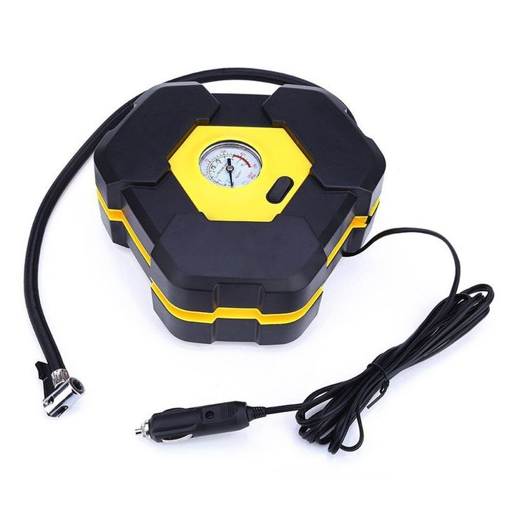 Buy US $13.91  Portable 12V Car Auto Electric Air Compressor Tire Inflator Pump with 3m Long Extended Power Cord with Cigarette Lighter Plug  #Portable #Auto #Electric #Compressor #Tire #Inflator #Pump #Long #Extended #Power #Cord #Cigarette #Lighter #Plug  #CyberMonday