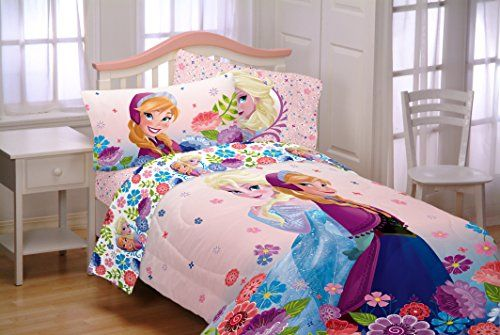 5 Piece Full Size Frozen Bedding Set Includes 4pc Full Sheet Set And T/Full Comforter >>> ADDITIONAL DETAILS @ http://www.ilikeboutique.com/boutique/5-piece-full-size-frozen-bedding-set-includes-4pc-full-sheet-set-and-tfull-comforter/?c=8286