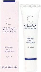 Noevir Clear Control Skincare Blemish Gel 20g/0.7oz by Noevir. $13.00. Buy Noevir Acne Treatment & Oil Control Products - Noevir Clear Control Skincare Blemish Gel 20g/0.7oz. How-to-Use: Use anytime throughout the day to affected areas. Apply with a clean finger directly to blemishes only, after cleansing and toning with Clean Wash and Clarifying Toner or the regular Cleanser and Balancing Lotion.