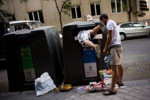 El 35% de la población rural en España está en riesgo de pobreza