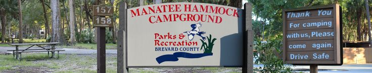 Manatee Hammock Campground - 30 A night 45% Discount If paid in advance for 30 or more consecutive days - pool - river - dock - more - Looks interesting
