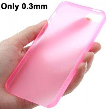 0.3mm Ultra Slim iPhone 5 & 5s Case - Pink