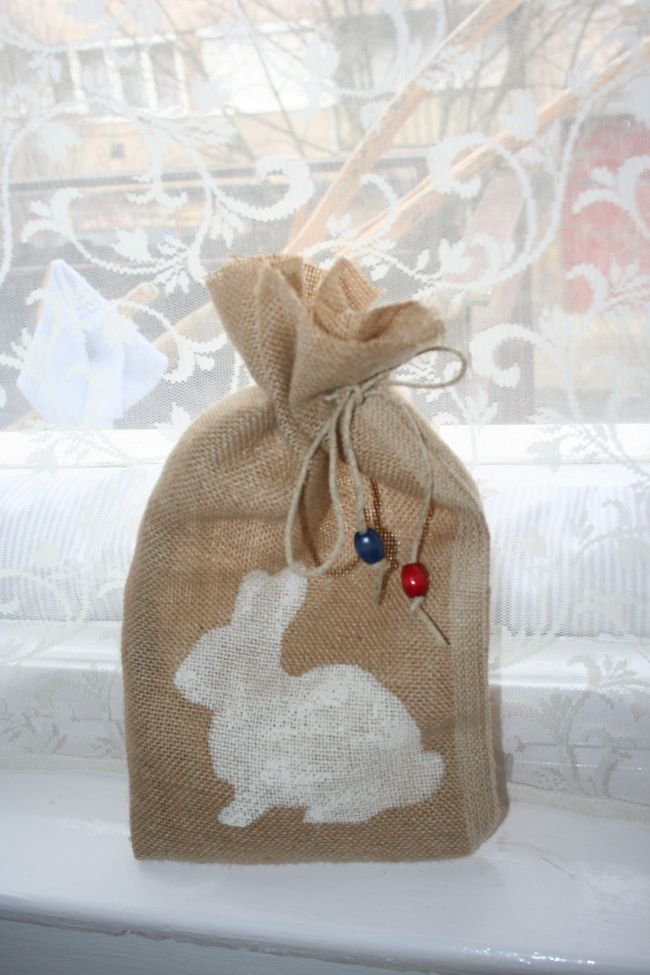 Easter bag/Húsvéti zsákocska