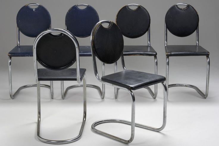 Sven Markelius EPA Chair, Sweden,1936