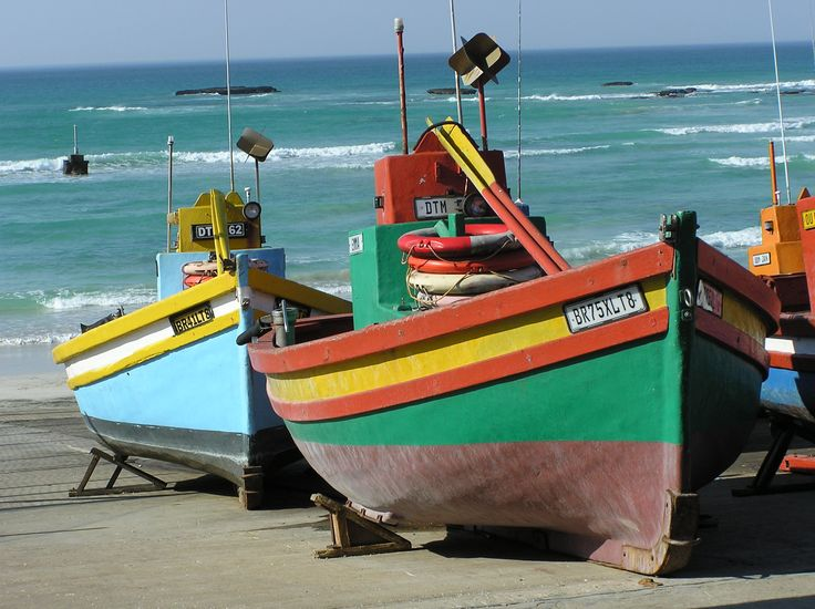 Arniston Western Cape Fisherman  The Fishing Boats South Africa