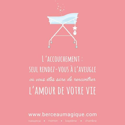 Citation coup de coeur  #vismaviedeparent #naissance #bebe  #berceaumagique