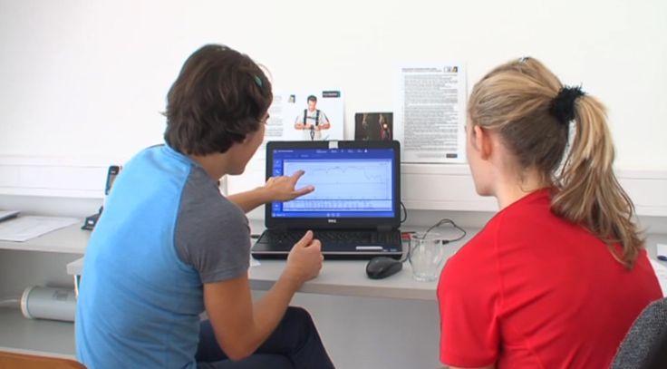 Leistungsdiagnostik und Spiroergometrie im sportwissenschaftlichen Diagnostiklabor der Uni Passau
