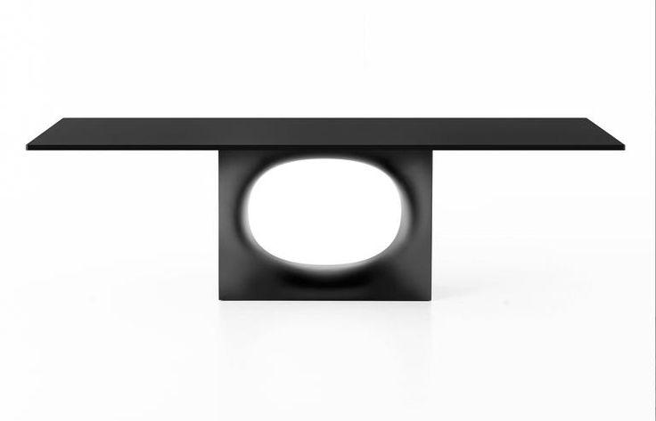 HOLO Dining Table by Kensaku Oshiro