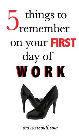 9 best images about First day of work on Pinterest | First day ...
