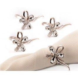 These are stunning! I need to use more napkin rings in my everyday life lol!