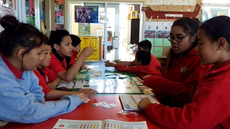 Playing the Market Share Game at Robertson Road School