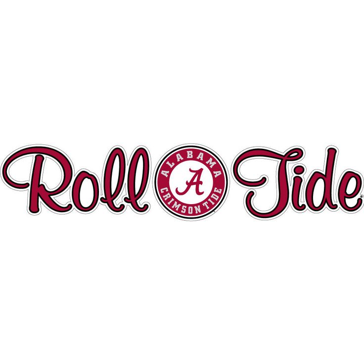 Roll Tide Clipart