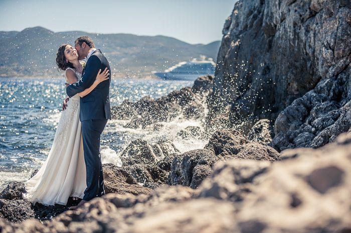 Γάμος στη Μονεμβασιά Destination Wedding in Monemvasia www.georgetsimbouksis.com