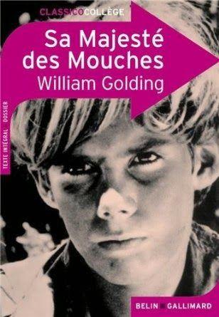Le Bouquinovore: Sa majesté des mouches, William Golding