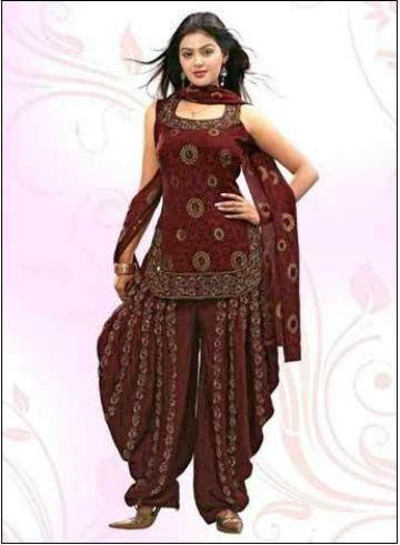 How to Sew a Perfect Patiala Salwar?
