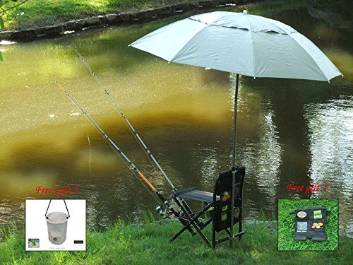 Fishing Chair with 3 Fishing Rods Holder (Free Chair Orga... https://www.amazon.com/dp/B008LG011I/ref=cm_sw_r_pi_dp_x_5i98xbHWNVWG5