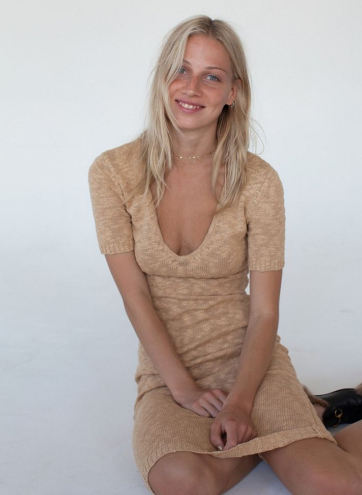 Jeet Pavlovic: Heidi Knit Dress