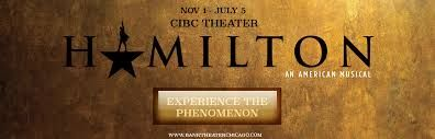 What are the advantages of booking Hamilton CIBC theater tickets online?