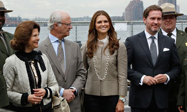 Princess Madeleine of Sweden sells her New York apartment with the help of Fredrik Eklund
