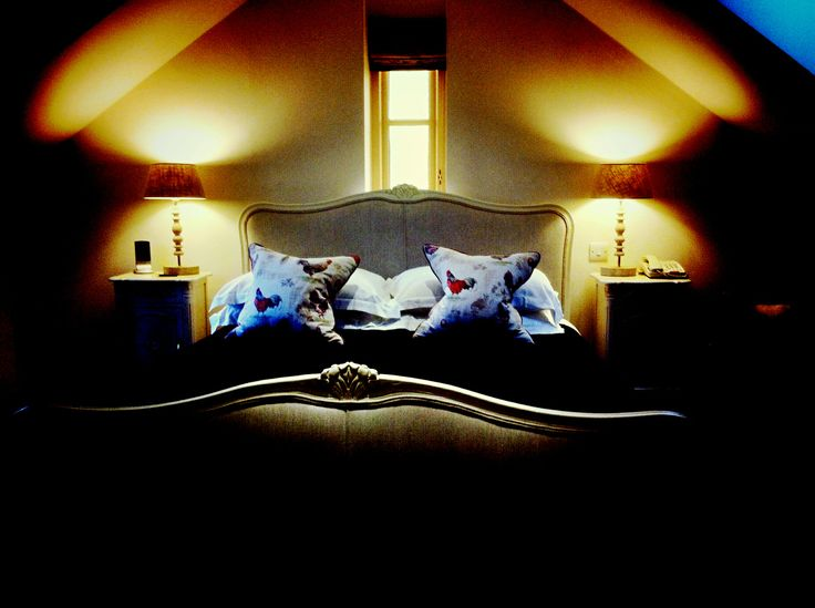 The Feathered Nest Country Inn - Four beautiful, individually decorated en-suite rooms with magnificent views over the Evenlode Valley in the heart of the Cotswolds AONB http://www.thefeatherednestinn.co.uk/cotswolds-accommodation.html