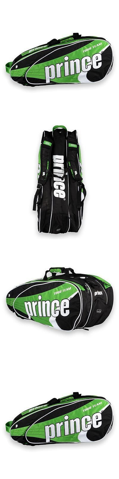 Other Racquet Sport Accs 159161: Prince Tour Team Green 9-Pack Tennis Bag -> BUY IT NOW ONLY: $63.99 on eBay!