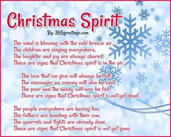 Best Christmas Poems, Short Christmas Poems and Poetry | Christmas Celebrations: