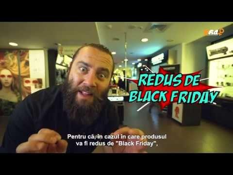 Cand incepe Black Friday 2017 la eMAG, ALTEX, evoMAG si altii - Yogi IT Blog