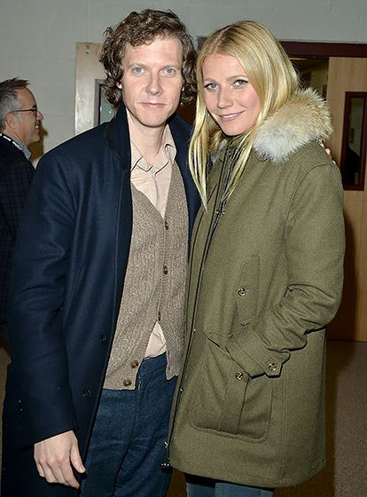 Paltrows Unite! Gwyneth Paltrow came out to support her writer brother Jake at Sundance 2014!