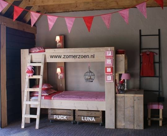 91 best ideetjes kinderkamer stapelbed images on pinterest