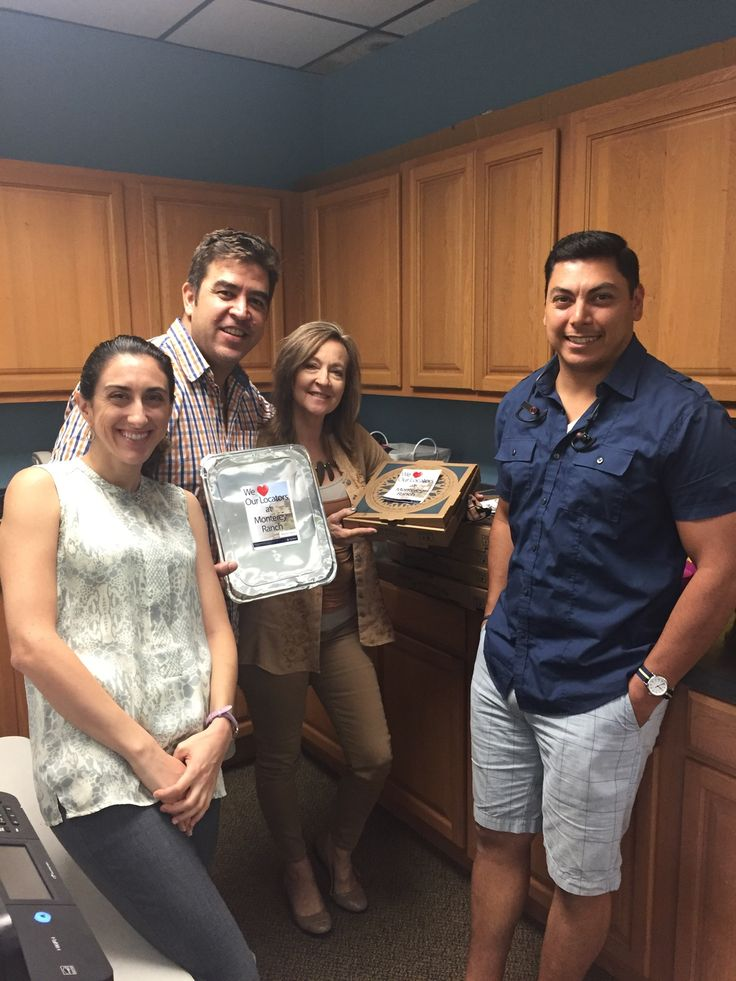 """Today Team Monterey Ranch dropped off lunch from Pinthouse Pizza to the locator group """"Apartment Experts""""      We are very grateful to work with such great Locator Services in Austin!     #ApartmentExpertsSouth  #Locators  #Austin  #MontereyRanch  #NorthlandInvestmentCorporation  #PinthousePizza  #ApartmentExperts  #Grateful  #hardwork"""