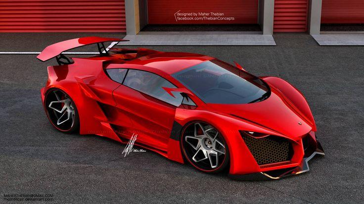 Lamborghini senistor