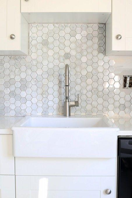 Installing the Moen Align Faucet | JustAGirlAndHerBlog.com
