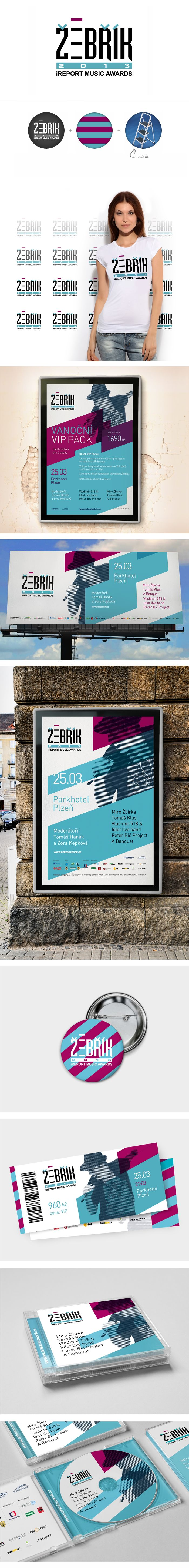 ZEBRIK music award