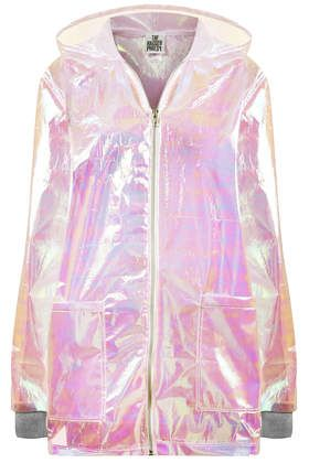 **Pink Splash Anorak by The Ragged Priest - Jackets & Coats - Clothing