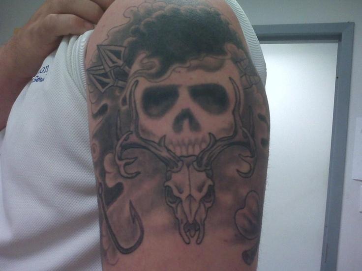 Hunting Sleeve Tattoos | www.imgkid.com - The Image Kid ...