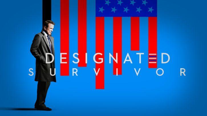 Designated Survivor - Cast Promotional Photos Promos & Poster Updated 4th August 2016