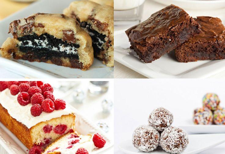 Ved du ikke helt, hvad du skal bage? Her får du masser af inspiration, for vi har samlet de bedste opskrifter til dig.
