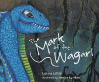 The Mark of the Wargarl  written by Lorna Little and illustrated by Janice Lyndon  The Wargarl is the sacred rainbow serpent, the mother spirit of Nyoongar country in Australia's South West.  It is a guardian spirit of all the rivers and fresh waters in this area.  This is the story of how a young boy questioned the wisdom of his Elders and why he received the Wargarl for his totem  softcovered:  16 pages PRICE:  18.00 or 2 for $35.00