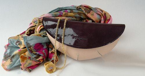 Ki szeretne egy púderszínű pénztárcát lakk, padlizsán fedéllel? A részletekért kattints a blogra!