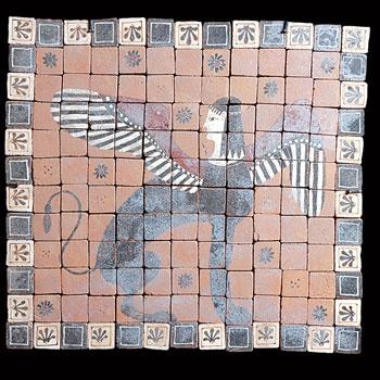 Etruscan tiles