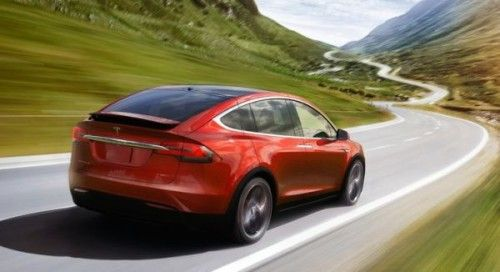 2017 Tesla Model X – the safest SUV on market