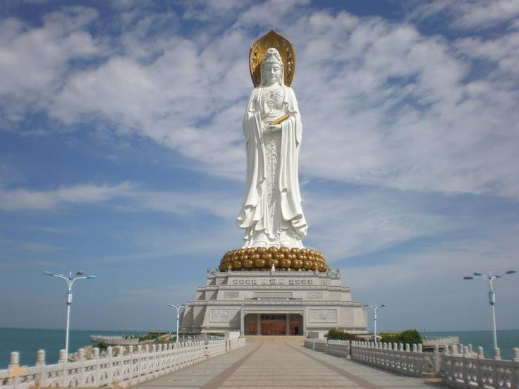 Статуя богини Гуаньинь – #Китай #Гуандун (#CN_44) Азия полна грандиозных сооружений! Статуя богини Гуаньинь в Китае является одной из самых высоких в мире. http://ru.esosedi.org/CN/44/1000062981/statuya_bogini_guanin/