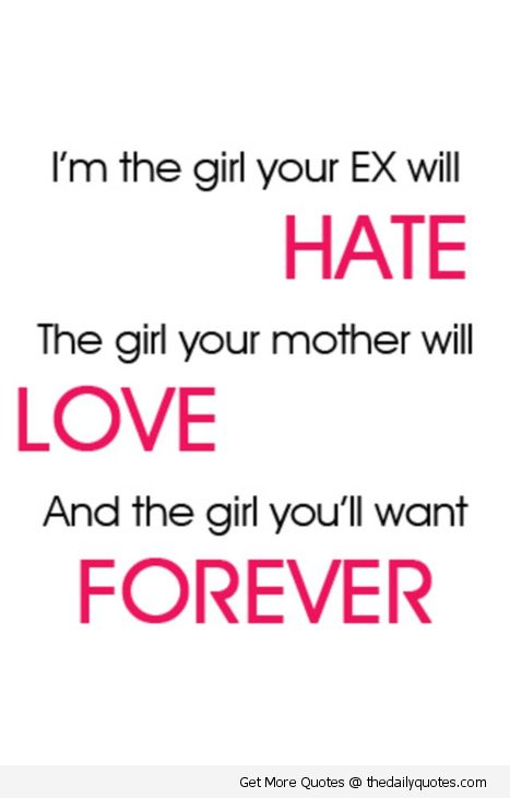 cute girls quotes sayings