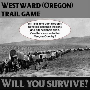 50 best us history tpt images on pinterest lesson planning this worksheet goes along with the online version of the game westward trail students use fandeluxe Gallery