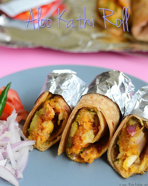 kathi-roll-recipe by Raks anand, via Flickr
