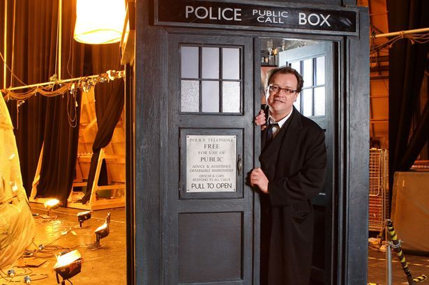 Russell T Davies on Doctor Who 50th anniversary - Russell T Davies - Mirror Online