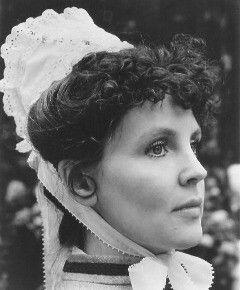 Pauline Collins as Sarah in Upstairs Downstairs