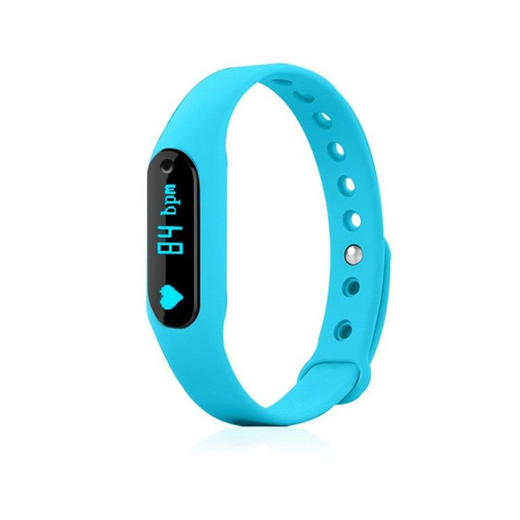 Lepfun Moxie Bluetooth 4.0 Sports Fitness Monitor Bracelet with Waterproof Sleep Monitor OLED Compatible with Android and Apple for Boys, Girls,Kids,Men and Women (Blue). Heart Rate Monitor Expert:With accurate 3-axis acceleration sensor ,Lepfun Moxie has extremely accurate heart rate.It can show the exactly same data as medical testing instrument. Super Comfortable Wearing:Style the slim, removable tracker your way with colorful accessory bands.Only charge 30min one time,it can up to...