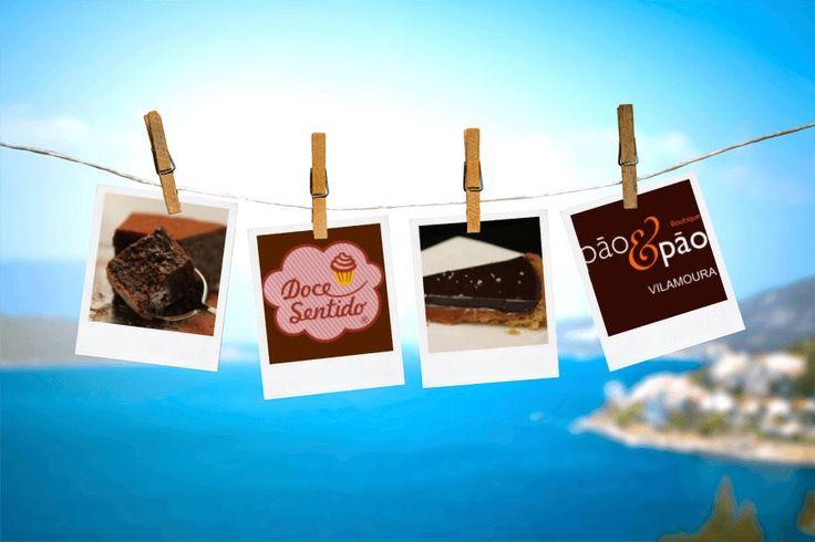 Fondant de chocolate ou Tarte de caramelo salgado? É a indecisão deste fim de semana em Vilamoura! <3